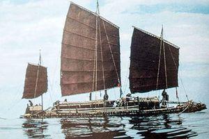 'Thánh phượt' người Việt đầu tiên can đảm vượt Thái Bình Dương bằng bè tre
