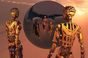 Du hành thời gian cảnh báo xảy ra chiến tranh giữa nhân loại và người ngoài hành tinh?