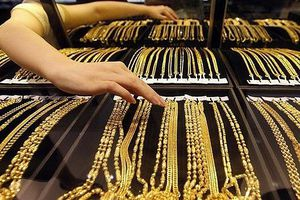 Giá vàng trong nước tuần qua chạm mức thấp nhất của 3 tháng