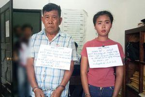 Bắt 2 đối tượng vận chuyển 40.000 viên ma túy tổng hợp từ Lào về Việt Nam tiêu thụ