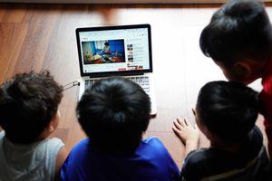 Bảo vệ trẻ trên môi trường mạng