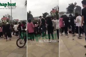 Nữ sinh học lớp 11 bị đánh hội đồng dã man tại Hạ Long