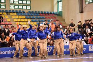 Những màn trình diễn ấn tượng tại chung kết Giải thể thao sinh viên Việt Nam