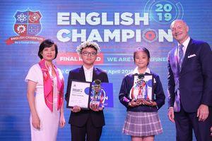 Lộ diện các nhà vô địch English Champion
