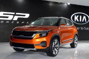 SP Signature - mẫu SUV hạng B hoàn toàn mới của Kia