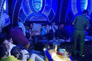 Phát hiện gần 100 người dương tính với ma túy trong quán karaoke