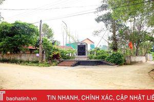 Thăm nơi làm việc của Trung tướng Đồng Sỹ Nguyên tại Hương Khê - Hà Tĩnh