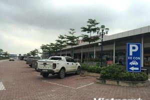 Trạm dừng nghỉ '5 sao' trên cao tốc Hà Nội-Hải Phòng