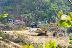 Kon Tum: Cát tặc hoành hành tại huyện Đắk Glei