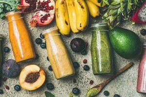 Tổn thương não vì ăn kiêng chỉ uống nước trái cây