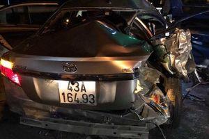 Tai nạn thảm khốc khiến 5 người thương vong ở Huế: Lỗi do ô tô 4 chỗ vượt ẩu