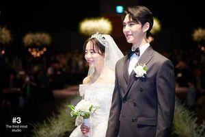 3 đám cưới hoành tráng của sao Hàn Quốc trong ngày hôm nay (07/04): Có tiệc đãi hơn 800 khách, được phát TV