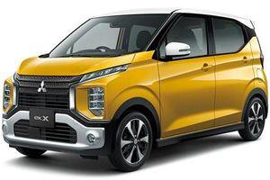 Phiên bản thu nhỏ của Mitsubishi Xpander tại Nhật Bản giá từ 11.700 USD