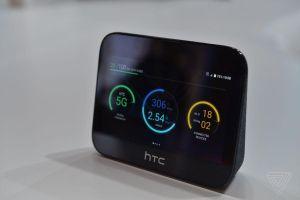 HTC chế tạo điện thoại mới tương thích với mạng 5G