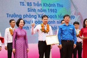 Vinh danh 10 Thầy thuốc trẻ Việt Nam tiêu biểu năm 2018