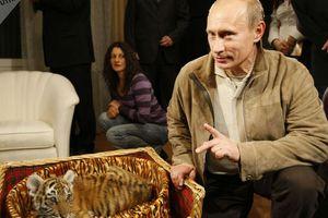 Tiết lộ những món quà bất ngờ mà Tổng thống Nga Putin nhận được