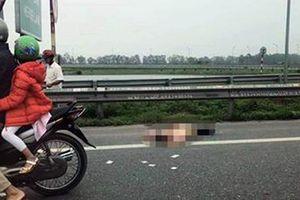 Thông tin mới nhất vụ xe tải tông xe máy khiến bố tử vong, hai mẹ con nhập viện