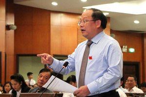 Ông Tất Thành Cang nói về chi thu nhập tăng thêm cho cán bộ