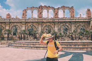 Nghỉ lễ, đi check-in ngay bức tường La Mã cổ kính giữa lòng Phú Quốc