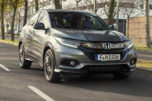 Honda HR-V 2019 thêm động cơ tăng áp, thay đổi nhẹ nội ngoại thất