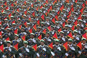 Mỹ chính thức tuyên bố Vệ binh Cách mạng Iran là 'tổ chức khủng bố'