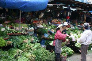 Hà Nội thực hiện phân hạng chợ