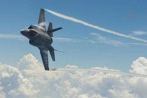 F-35I tiếp tục không kích Syria?