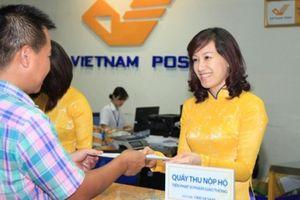 Bưu điện Việt Nam nhận Giải thưởng Thương hiệu mạnh Việt Nam