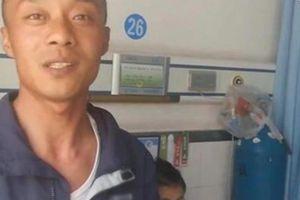 Chàng trai đi 1.500km để chăm cô gái quen qua mạng bị 8 loại ung thư