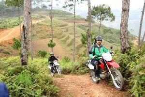 Hà Giang lần đầu tiên tổ chức Giải đua xe mô-tô, ô-tô địa hình
