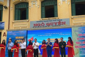 Số hóa triển lãm 'Hoàng Sa, Trường Sa của Việt Nam - Những bằng chứng lịch sử và pháp lý'