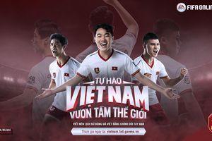 Công Phượng là cầu thủ Việt Nam đầu tiên xuất hiện trên FIFA 19, trị giá 425 ngàn EUR