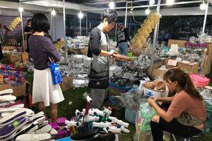Bát nháo Festival văn hóa Hoàng thành