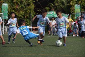 Festival bóng đá học đường 2018-2019: Cơ hội thi đấu quốc tế cho các cầu thủ nhí