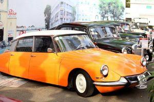 Những chiếc xe đẹp mê hồn tại 'Ngày hội xe cổ Sài Gòn' 2019