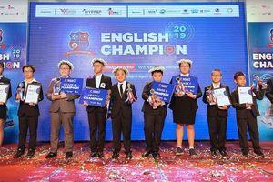 Chung kết English champion 2019, tìm được những nhà vô địch xứng đáng