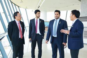 Công ty Dầu quốc gia của UAE muốn cung cấp dầu thô cho NMLD Dung Quất