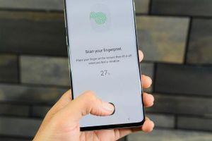 Xem cảm biến vân tay siêu âm trên Galaxy S10 bị 'hack' trong chưa đến 10 giây