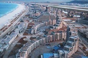 Triều Tiên hoãn khánh thành khu nghỉ dưỡng sang trọng ven biển