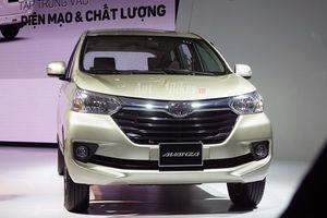 Giá lăn bánh Toyota Avanza tại Việt Nam