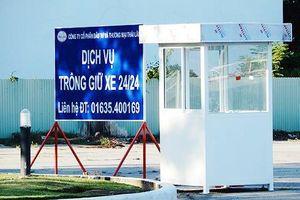 Đà Nẵng: Hiệu lực quản lý nhìn từ bãi đỗ xe khu nhà hàng tiệc cưới