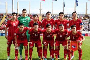 King Cup 2019: ĐT Việt Nam sẽ gặp đối thủ 'lạ'