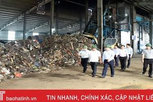 Trước 20/4, hoàn thành GPMB khu tái định cư các hộ dân quanh Nhà máy rác Phú Hà
