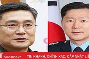 Hàn Quốc bất ngờ thay loạt tướng lĩnh cấp cao