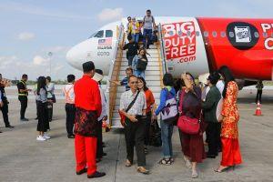 Malaysia mở đường bay thẳng nối Kuala Lumpur - Cần Thơ