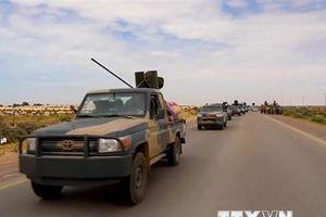 Libya: Ngoại trưởng Mỹ kêu gọi Tướng Haftar tạm dừng tấn công