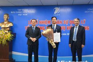 Ông Nguyễn Nam Long được bổ nhiệm làm Tổng Giám đốc VNPT-VinaPhone