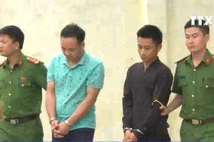 Thanh Hóa bắt giữ 2 đối tượng chuyên cho vay nặng lãi