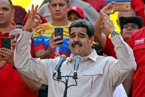 CLIP: Tổng thống Venezuela 'tố' đích danh Mỹ tấn công hệ thống điện