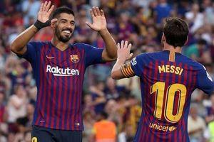 Messi và Suarez tăng tốc ngoạn mục thế nào cùng Barca ở giai đoạn quyết định?